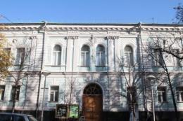 The museum of Taras Shevchenko