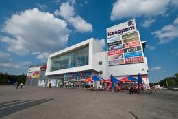 Odessa - Cinema, Shopping mall ''Kvadrat''