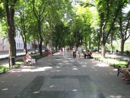 The Primorsky Boulevard