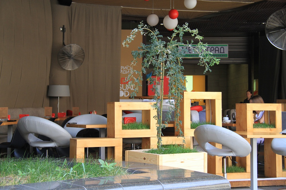 Cafe ''Lyudi.CasualFood'' - Photo 2