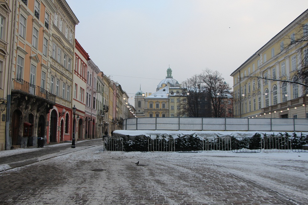 The Old Market square - Photo 1