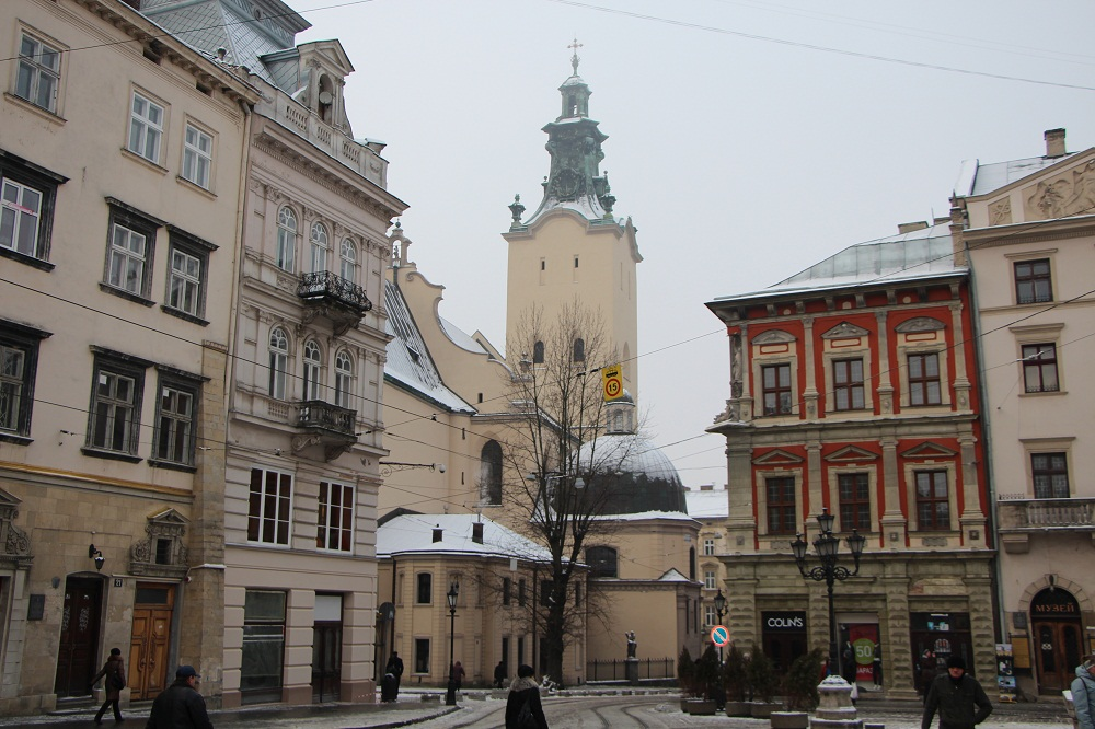 The Old Market square - Photo 4